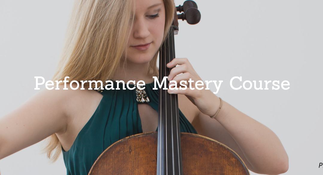 Performance Mastery Course